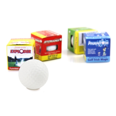 퍼니 골프볼 (Funny Golfball)